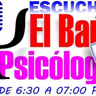 EL BAÚL DEL PSICÓLOGO EPISODIO MAYO 30 DE 2019