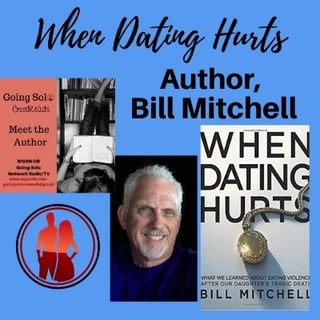 When Dating Hurts, Author Bill Mitchell