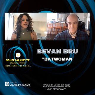 Byte Bevan Bru On Batwoman