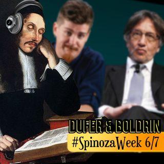 DuFer & Boldrin - Ritirarsi dalla vita pubblica: i doveri dell'intellettuale - #SpinozaWeek 6/7