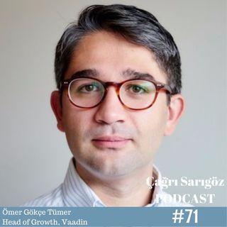 #71 Ömer Gökçe Tümer - Head of Growth, Vaadin