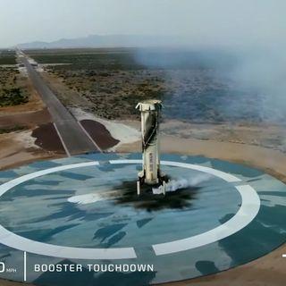 #008: Miliarderzy zasiedlają kosmos... przynajmniej na cztery minuty każdy