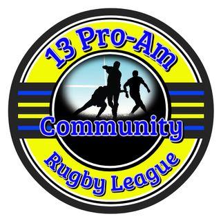13 Pro-Am Community Show ***LIVE*** 21-4-21