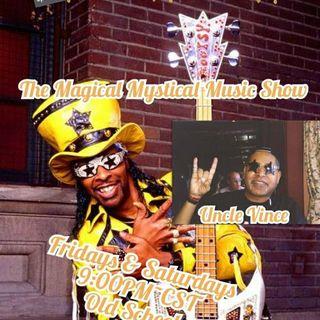 The Magical Mystical Music Show 10-24-2020