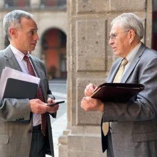 PRD pide renuncia de Alcocer y López-Gatell