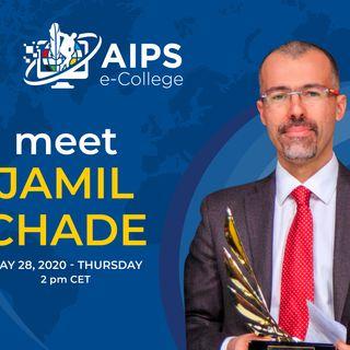 AIPS e-College meet Jamil Chade ep.15