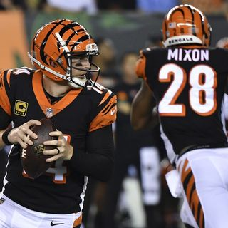 SNBS - Andy Dalton's release is news? Romeo declared IU 2 yrs ago today; Need to end Coronangst