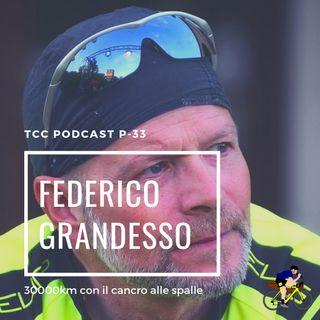TCC Show - P20 Federico Grandesso - A ruota libera, 30000 km con il cancro alle spalle