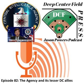 Episode 82: The Agency and its lesser DC Allies