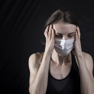 Kat Hack with Evy-Help for sinus pressure and headaches