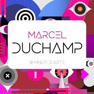 3 - Marcel Duchamp