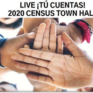 CENSO 2020  TU CUENTAS