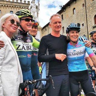 Sting e Trudie Styler hanno lanciato una fondazione per aiutare i bar e ristoranti italiani
