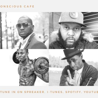 Conscious Cafe talks John Singleton, high blood pressure, health and parenting.