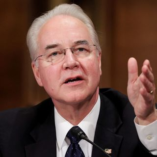HHS Head Details Health Care Changes