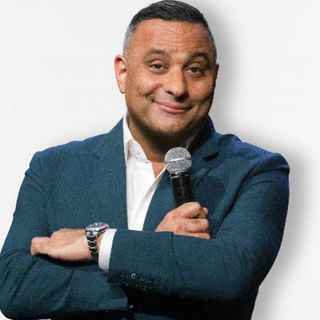 Episode 60 with Russell Peters