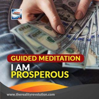 Guided Meditation I AM Prosperous 111hz 777hz