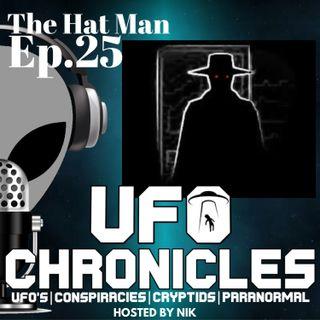 Ep.25 The Hat Man (Throwback Thursday)