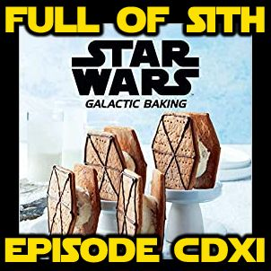 Episode CDXII: Galactic Baking and Emptying the Inbox