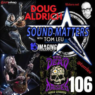 106: Doug Aldrich from The Dead Daisies