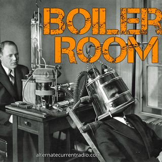 The Dream Team vs. The Technocratic Dystopia - Boiler Room EP #232
