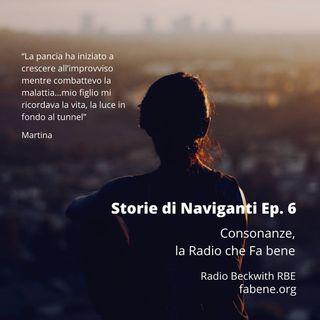 Storie di Naviganti - Ep. 6 - Martina - parole Ad Alto Impatto Umano