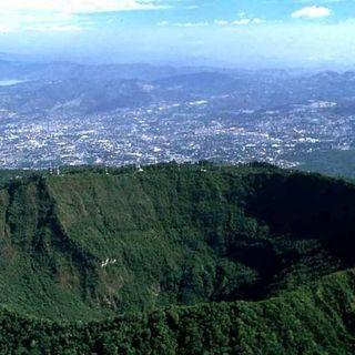 NUESTRO OXÍGENO El Boquerón -  Volcán San Salvador