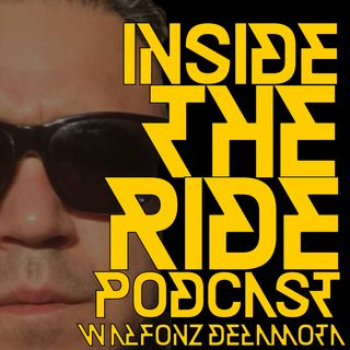 Inside the ride with host Alfonz Delamota
