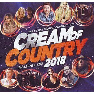 """Cream of Country - 2018"""