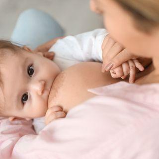 Mentre allattavo mia figlia, ho scoperto che la mia vita sarebbe cambiata