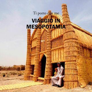 Viaggio in Mesopotamia - 04 Le paludi dell'Eufrate e il Paradiso terrestre