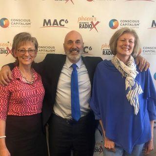 MIND MONEY MOTION The Caregiver's Caregiver Dave Nassaney and Vicki McAllister with SAGA