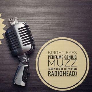 Crown Sessions #1: Bright Eyes / Perfume Genius / Muzz / James Blake covering... - Propaganda - s03e25