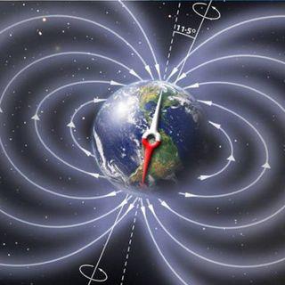 Polo magnético de la Tierra