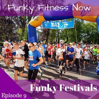 Funky Fitness Festivals