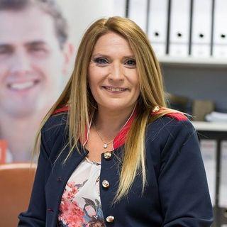 Mónica Cobo, portavoz de Ciudadanos #Presupuestos2018