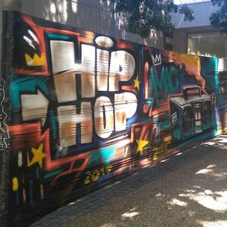 DUMBO II - Marsiglia: l'Age d'Or della cultura Hip Hop