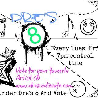 Dre's 8 Espresso  #1