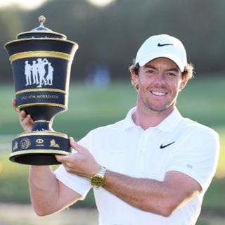 Rory Takes Top Prize