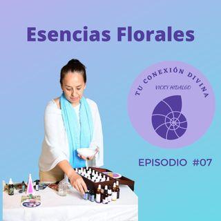 Esencias florales una Terapia vibracional