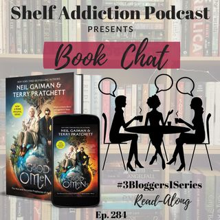 #3Bloggers1Series Discussion of Good Omens | Book Chat