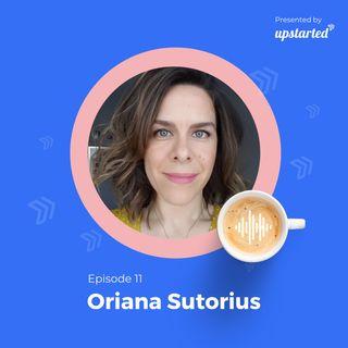 Episode 11: Innovative Educator Spotlight with Oriana Sutorius