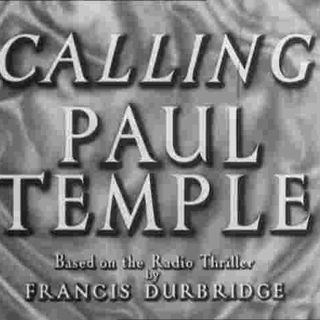 Paul Temple series