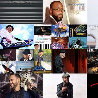 Soothing, Smoothin'Jazz (feat. Gregg Karukas)