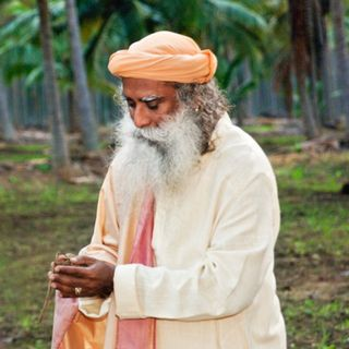 Sadhguru's Message On Earth Hour