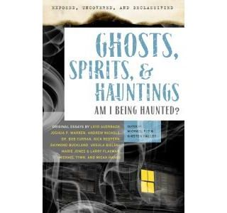 GHOSTS, SPIRITS, and HAUNTINGS with Loyd Auerbach