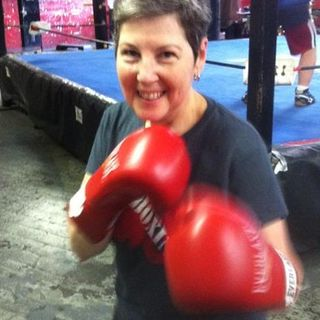 Author and Boxing Expert Malissa Smith