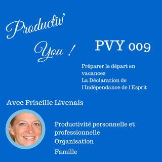 PVY EP009 VACANCES ET INDEPENDANCE