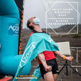 Chcę być najlepszym biegaczem górskim na świecie! - Bartek Przedwojewski ŚOB #045