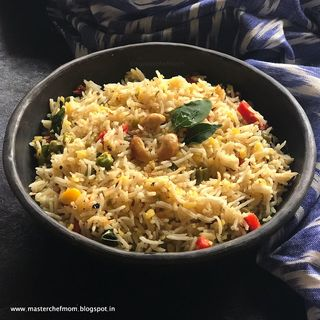 Pongal Fried Rice